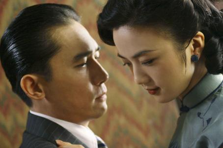 Lust, Caution Tony Leung Chiu Wai and Wei Tang play as Mr. Yee and Wang Jiazhi in Ang Lee drama thriller's .