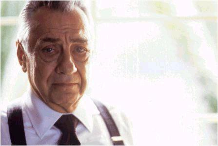 Philip Baker Hall Jimmy Gator () in P.T. Anderson's 'Magnolia'