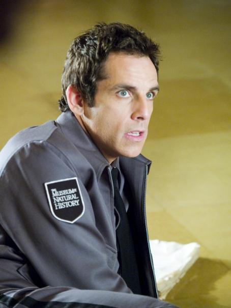 Night at the Museum Larry (Ben Stiller ) in Twentieth Century Fox Film Corporation's  - 2006