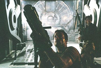Nathan Fillion Jayne (Adam Baldwin) and Captain Mal Reynolds ().