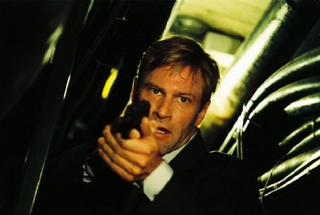 Suspect Zero Aaron Eckhart as Thomas Mackelway in  - 2004