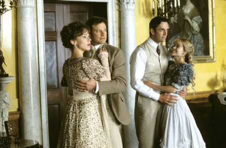 The Importance of Being Earnest Frances O'Connor, Colin Firth, Rupert Everett and Reese Witherspoon in Miramax's  - 2002