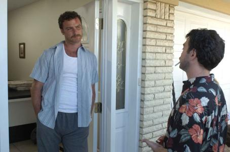 The Ten Liev Schreiber and Joe Lo Truglio in the scene of  - 2007