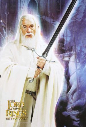 Gandalf The Lord of the Rings: The Two Towers