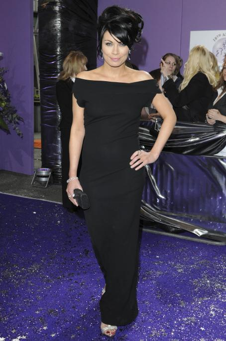 Alison King  - British TV Soap Awards - 3/5/2008