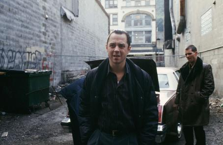 Giovanni Ribisi Joey () and Tommy (James Marsden) in THINKFilms', 10th and Wolf - 2006