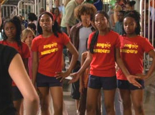 Jump In! Keke Palmer star as Mary in the scene of Jump In