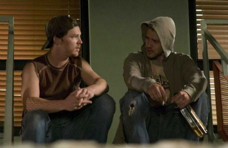Alpha Dog Emile Hirsch star as Johnny Truelove and Justin Timberlake star as Frankie in  - 2007