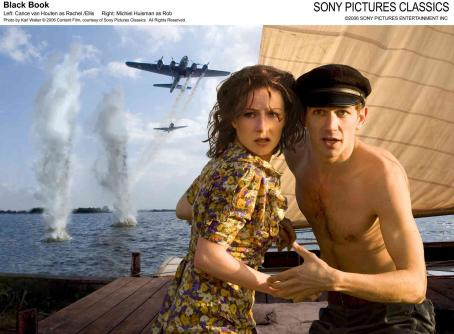 Black Book Left: Carice van Houten as Rachel/Ellis. Right: Michiel Huisman as Rob. Photo by Karl Walter © 2006 Content Film, courtesy of Sony Pictures Classics. All Rights Reserved.