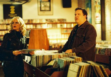 Bonnie Hunt  as Stella Lewis and Jeff Garlin as James in IFC Films' I Want Someone to Eat Cheese With