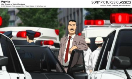 Paprika Akio Ohtsuka as Toshimi Konakawa. Photo courtesy of Sony Pictures Classics. All Rights Reserved.