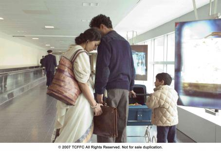 Tabu From left:  and Irrfan Khan in THE NAMESAKE. Photo Credit: Abbot Genser