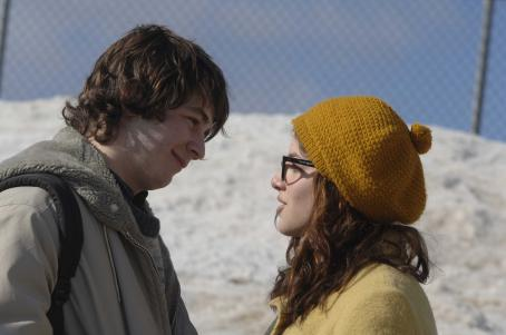 Olivia Thirlby Michael Angarano as Arthur Parkinson and  as Lila Raybern in David Gordon Green's SNOW ANGELS, a Warner Independent Pictures release.  PHOTO CREDIT: Chris Reardon © 2006 Snow Blower Productions, L.L.C.