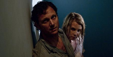 Tony Goldwyn Dr. John (TONY GOLDWYN) and Emma Collingwood (MONICA POTTER) in the suspense thriller 'The Last House on the Left'