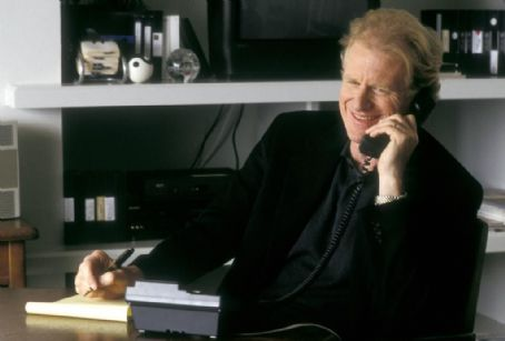 Ed Begley Jr.  in Castle Rock Entertainments documentary-style comedy 'A Mighty Wind,' distributed by Warner Bros. Pictures.