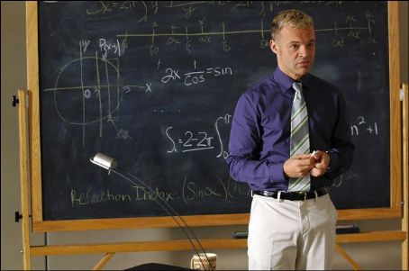 Graham Norton  as Mr. Puckov, the foreign exchange teacher.