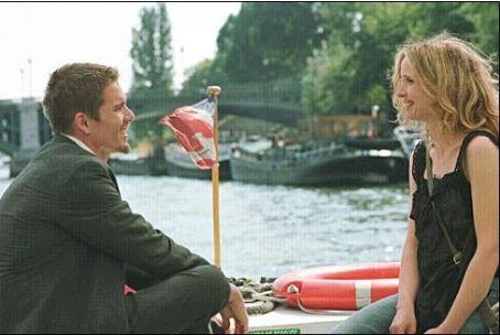 Before Sunset Ethan Hawke and Julie Delpy in  - 2004