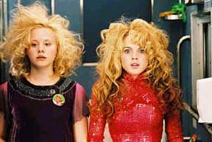 Confessions of a Teenage Drama Queen Alison Pill and Lindsay Lohan in  - 2004