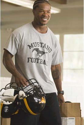 Xzibit  in Columbia Pictures' Gridiron Gang - 2006