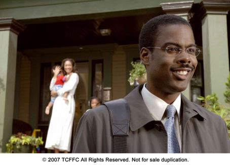 I Think I Love My Wife Chris Rock and Gina Torres (background) in I THINK I LOVE MY WIFE. Photo Credit: Phil Caruso