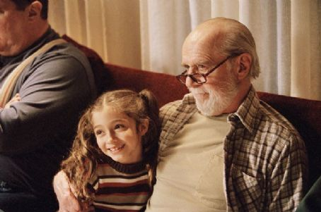 Jersey Girl Gertie Trinke (Raquel Castro) and grandfather Bart Trinke (George Carlin)