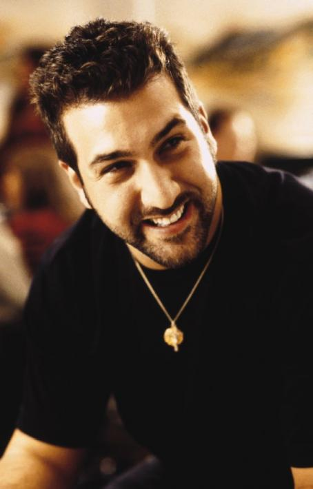 Joey Fatone  as Angelo in IFC's My Big Fat Greek Wedding - 2002