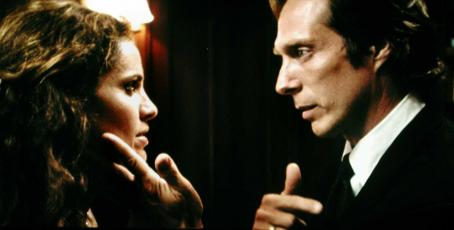 Amy Brenneman  as Lorna and William Fichtner as Andrew in NINE LIVES, a film by Rodrigo Garcia, a Magnolia Pictures Release.