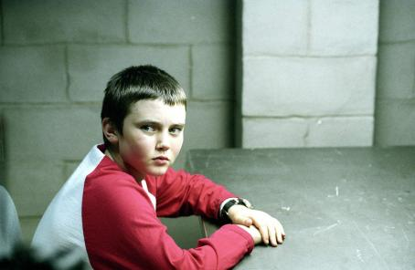 Cameron Bright  as ten-year old Oleg Yugorsky in New Line Cinema's fast-paced crime drama, RUNNING SCARED