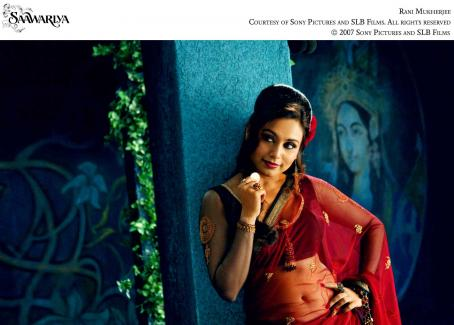 Rani Mukerji Rani Mukherjee. Courtesy of Sony Pictures and SLB Films. All Right Reserved. © Sony Pictures and SLB Films