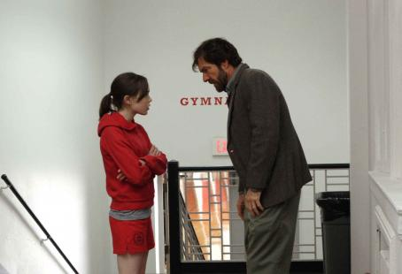 Smart People Ellen Page and Dennis Quaid in SMART PEOPLE. Photo credit: Bruce Birmelin/ Courtesy of Miramax Films.