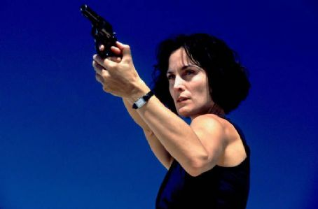 Suspect Zero Carrie-Anne Moss as Fran Kulok in  - 2004