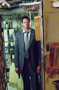 The Brave One Mercer (Terrence Howard) in Neil Jordan crime drama ''