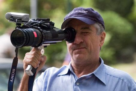 The Good Shepherd Director Robert De Niro on the set of The Good Shephard - 2006