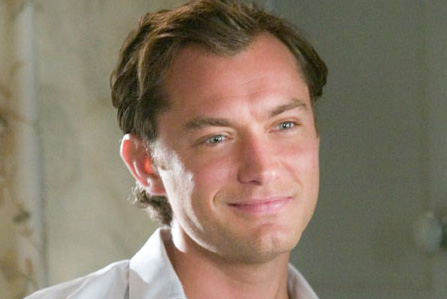The Holiday Jude Law as Graham in  - 2006