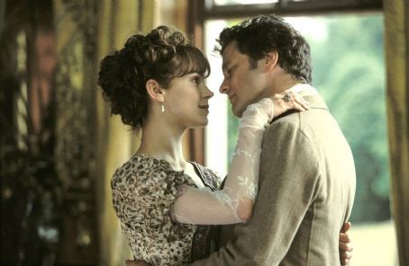 The Importance of Being Earnest Frances O'Connor and Colin Firth in Miramax's  - 2002