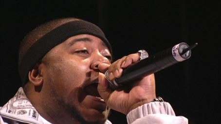 Twista  in Paramount Classics FADE TO BLACK