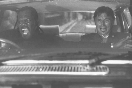 Robert Carlyle Samuel L. Jackson and  in Columbia's Formula 51 - 2002