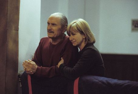 Kathy Baker John J. (Robert Duvall) and Maggie () watch Maggie's daughter take riding lessons