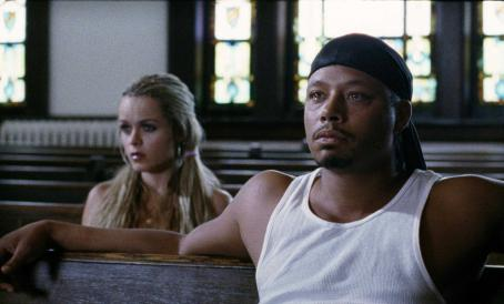 Taryn Manning , Terrence Howard; Photo By: Alan Spearman.