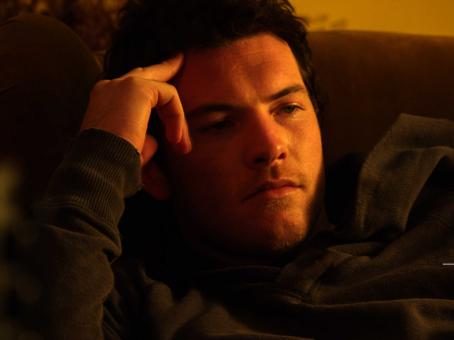 Sam Worthington  in SOMERSAULT, a Magnolia Pictures release. © Magnolia Pictures