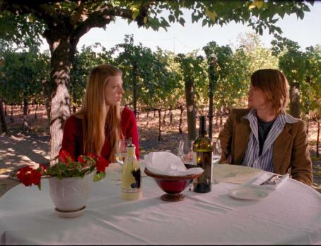 Amber Benson Maggie () with Nathan (Cole Williams) in romance Race You to the Bottom - 2007