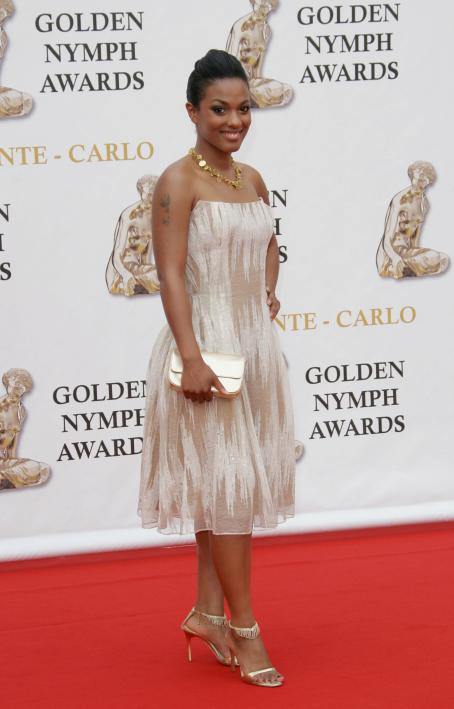 Freema Agyeman - Golden Nymph Awards