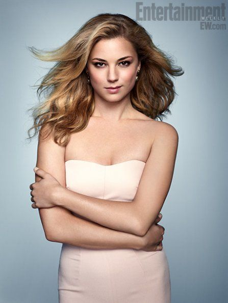 Revenge Emily VanCamp, Joshua Bowman - Entertainment Weekly Magazine Pictorial [United States] (27 January 2012)