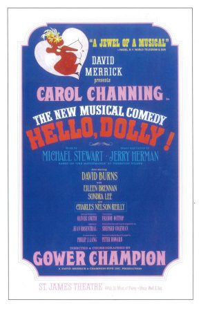 Jerry Herman Hello Dolly!