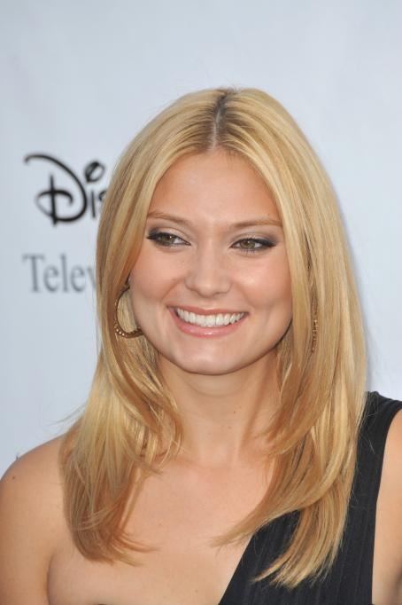 Spencer Grammer - Disney-ABC Television Group Summer TCA Tour Held At The Langham Resort On August 8, 2009 In Pasadena, California