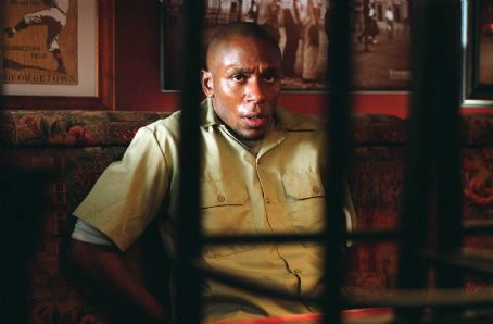 "Mos Def  stars as Eddie Bunker in Alcon Entertainment and Millennium Films' action thriller ""16 Blocks,"" also starring Bruce Willis and David Morse and distributed by Warner Bros. Pictures. Photo by Ava Gerlitz"