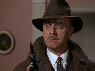 John Dehner  In Hogan's Heroes