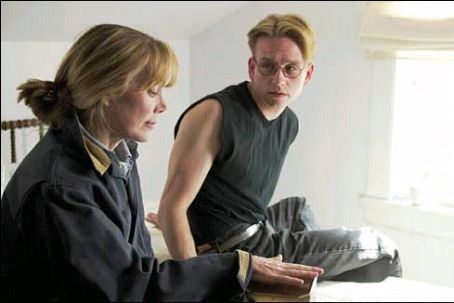 Sissy Spacek  and Dallas Roberts in A Home at the End of the World - 2004