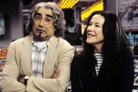 Eugene Levy EUGENE LEVY and Catherine Ohara in Castle Rock Entertainments documentary-style comedy 'A Mighty Wind,' distributed by Warner Bros. Pictures.