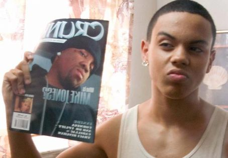 Evan Ross  portrays Anton 'Ant' Swann in Warner Bros. Pictures' music-driven coming of age story, ATL. Photo by Guy D'Alema